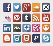 Farsi largo fra la folla con i social network