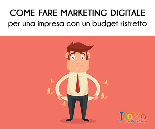 Digital Marketing e budget ristretto